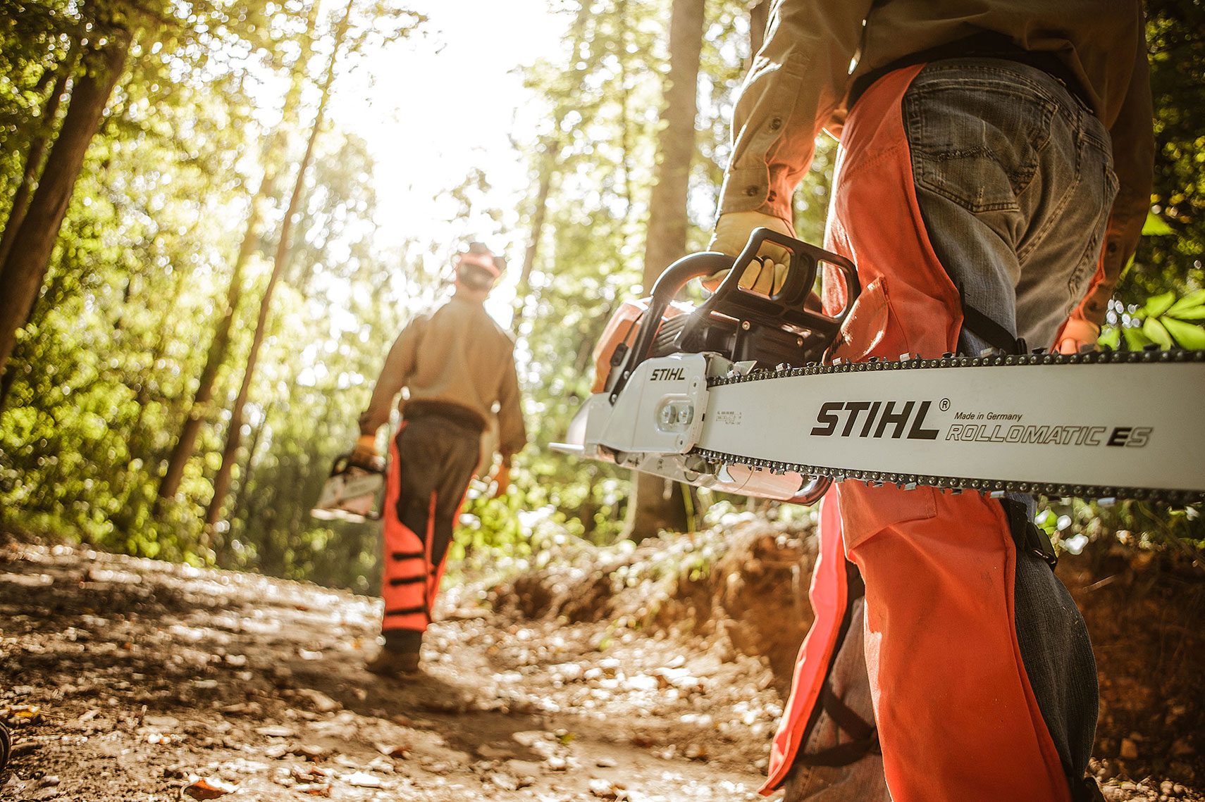 STIHL Chainsaw MS461 | John Fedele Product Photography
