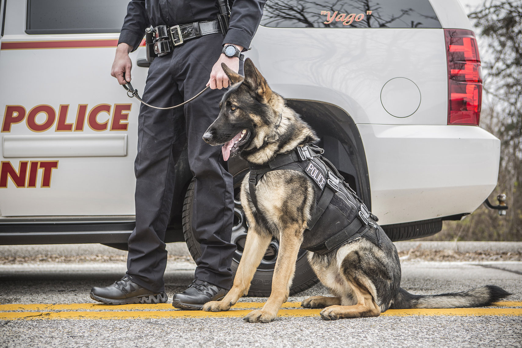 Reebok Duty K9 Tactical  | John Fedele Photography