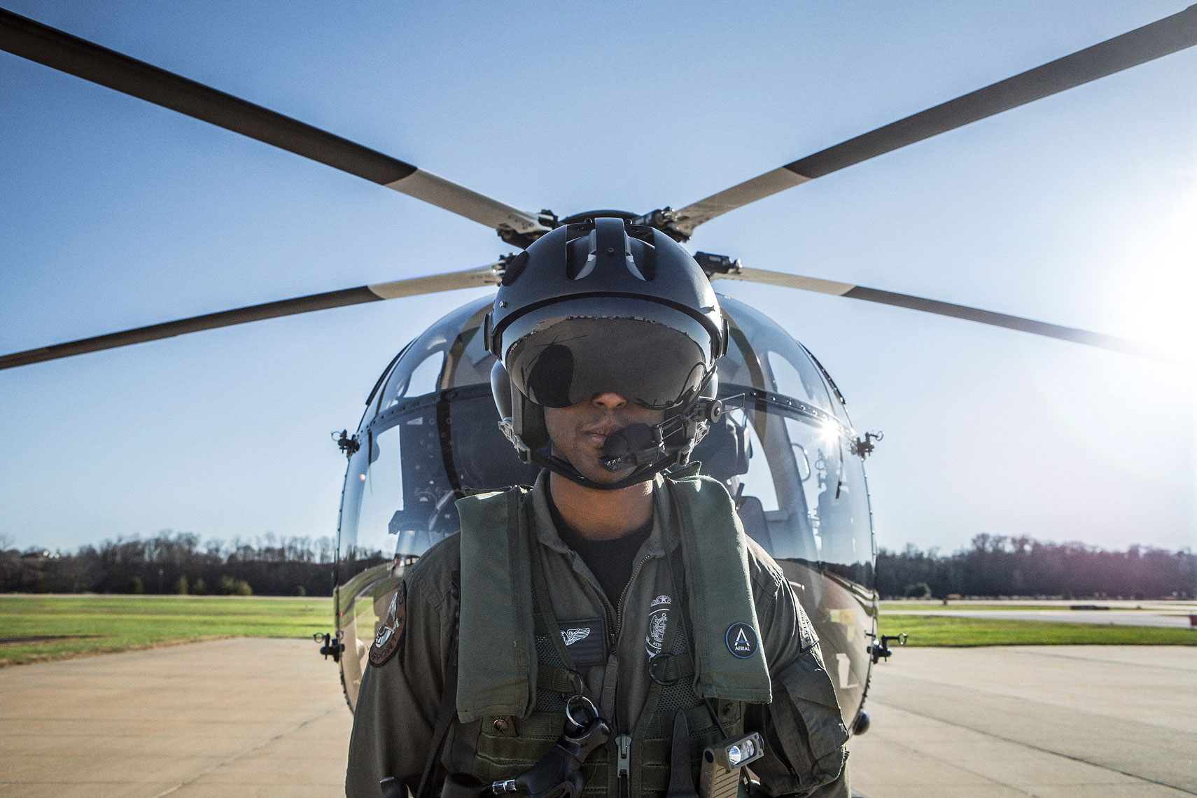 Reebok Duty Tactical Helicoptper  | John Fedele Photography