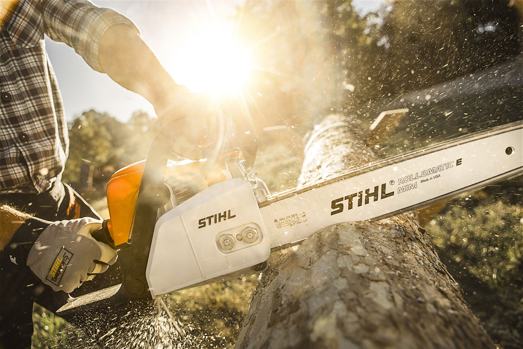 STIHL Chainsaw MS170 | John Fedele Product Photography